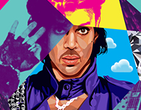 Prince POP ART Diamond