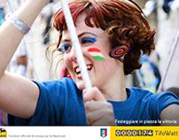 Eni sponsor della Nazionale di calcio italiana