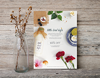 Little Bird Kefir - BRAND CREATION + DIGITAL + WEBSITE