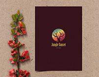 Jungle Sunset Logo