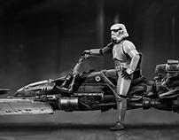Star Wars - Vehicle Design Fan Art