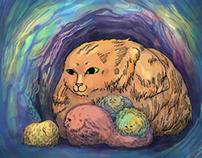 Cat Cave