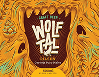 WolfTal Craft Beer PILSEN