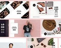 Fashion Lookbook Google Slides Template