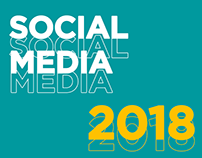 Mídias Sociais Instituto Lado a Lado 2018