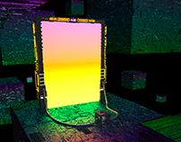 Pixelart Render
