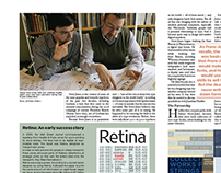 Jonathan Hoefler & Tobias Frere-Jones Magazine Spreads