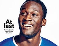 Romelu Lukakau - Sport Magazine