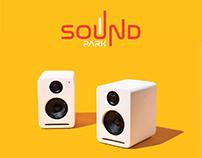 Sound Park | Branding
