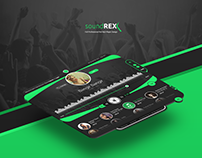 SoundRex - Free MP3 Player Design