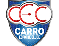 Identidade Visual/Visual Identity Carro Esporte Clube