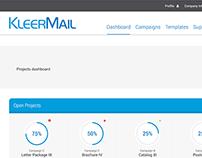 KleerMail / UI/UX