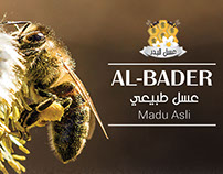 Honey Al Bader / Branding and Labels Design