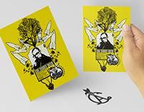 Club Flyer | Poster Print Art