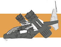 Suborbital Spaceplane // The Darwin Elevato
