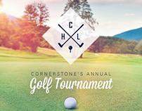 2017 Cornerstone Annual Golf Tournament - Collateral