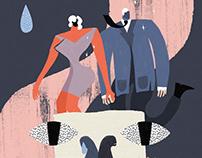 Editorial Illustration: Part 1 (Newsweek Magazine)