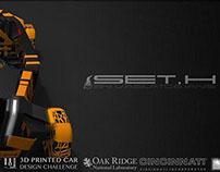 SET.H 3D Printed Car