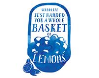 Basket of Lemons ad