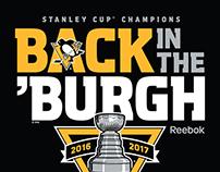Pittsburgh Penguins T-Shirt Graphics