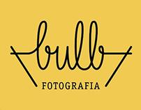 Bulb Fotografia - Identidade Visual