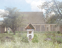 Hause of Spiritual Renewal in Bieszczady-