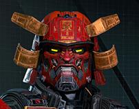Ronen Agent Model done for Modern Combat Versus -Game-