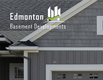 Basement development in Edmonton
