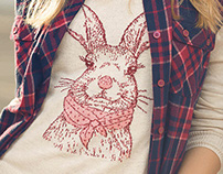 Prints and Patterns 2014  - College Girl - GEF