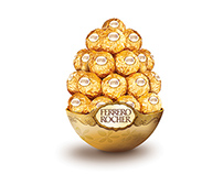 Ferrero Rocher Easter