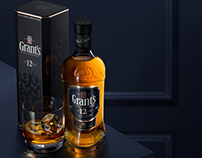 Grants 12yo whisky