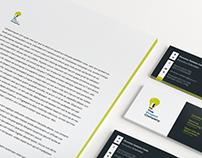 The Project Company Identidad corporativa
