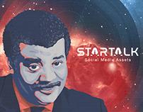 StarTalk Social Media Assets