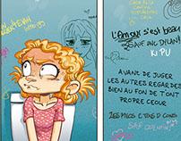"""Alyssa"" T1, éditions Soleil"
