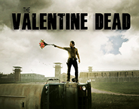 The Valentine Dead Poster