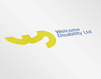 Welcome Disability - Branding