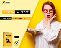 Norton Customer Support Number +1-844-653-7888