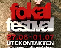 Poster - Fokal Festival