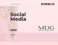 SOCIAL MEDIA - MDG