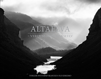The book Altaelva - verdens beste lakseelv