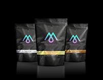 MYCOTERRA • Branding • Diseño de Packaging • Diseño Web