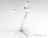 V1: Axis Stage Stand