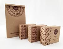 Saraii Village - Gift shop - soap packaging
