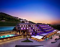 Divan Bursa Hotel Retouching