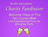 Stroke Event - Posters and Ticket Design