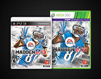 Madden NFL 13 for PS3 & Xbox 360