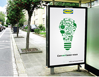 Ikea. ABRIBUS