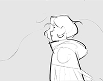 Mistborn / Luthadel Wall / Animatic