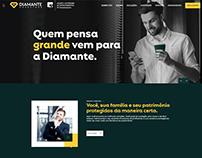 Projeto Diamante Corretora