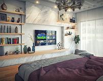 Modern Bedroom Design (1)
